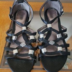 Harley Davidson leather sandals 7.5